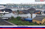 Kolkata inundated due to  'Amphan' severe cyclonic storm