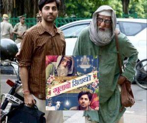 Priceless Jodi of Lucknow in 'Gulabo Sitabo'