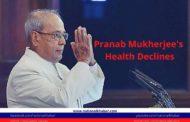Pranab Mukherjee Develops Lung Infection, Health Declines