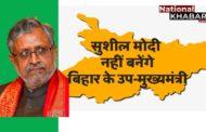 सुशील मोदी नहीं बनेंगे बिहार के उप-मुख्यमंत्री, किया ट्वीट- कार्यकर्ता का पद तो कोई छीन नहीं सकता, नीतीश कुमार कल लेंगे CM पद की शपथ