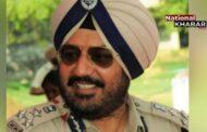 किसानों के समर्थन में उतरे पंजाब के DIG लखविंदर सिंह जाखड़, दिया इस्तीफा