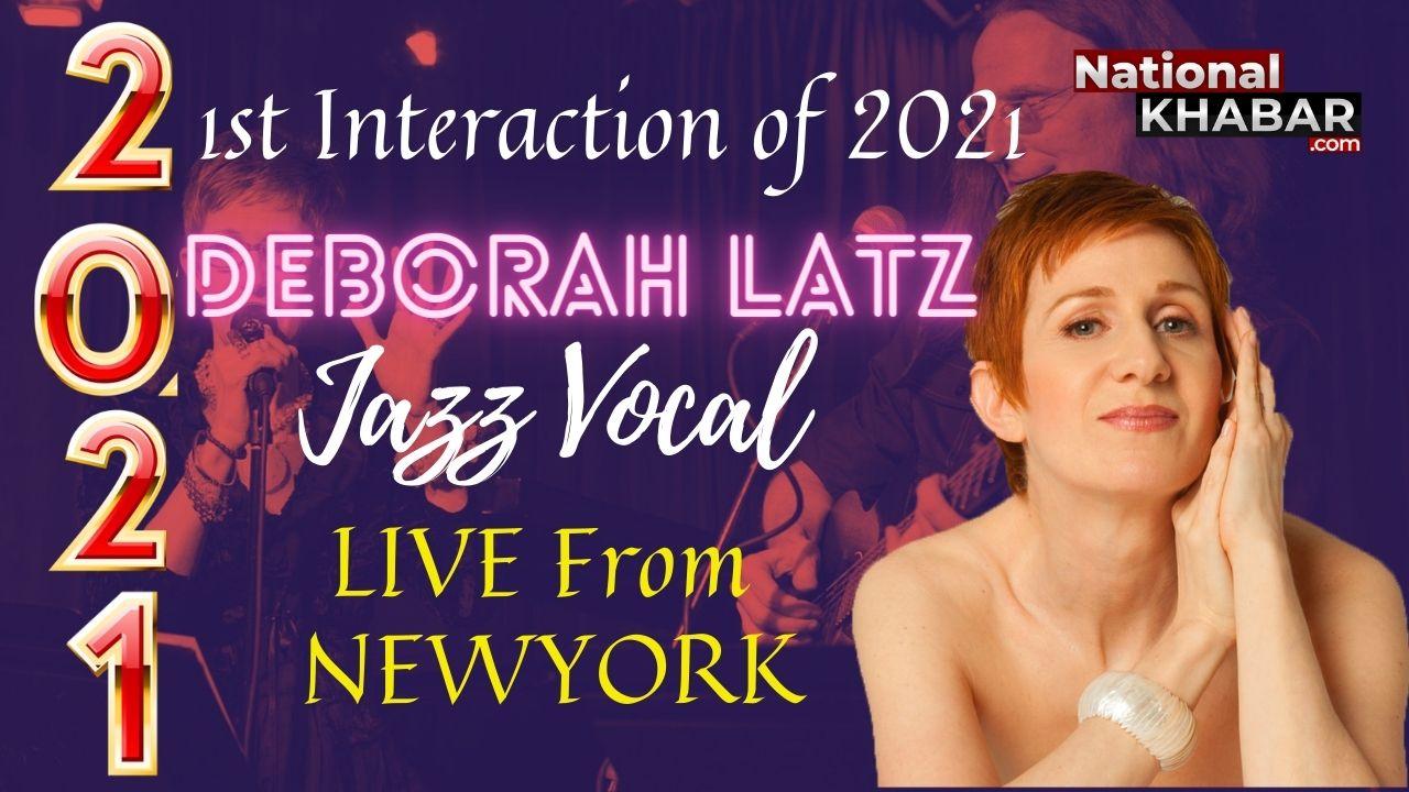 Jazz Musician Deborah Latz In LIVE Shares Beautiful Memories Of India & Her Love For Shehnai.