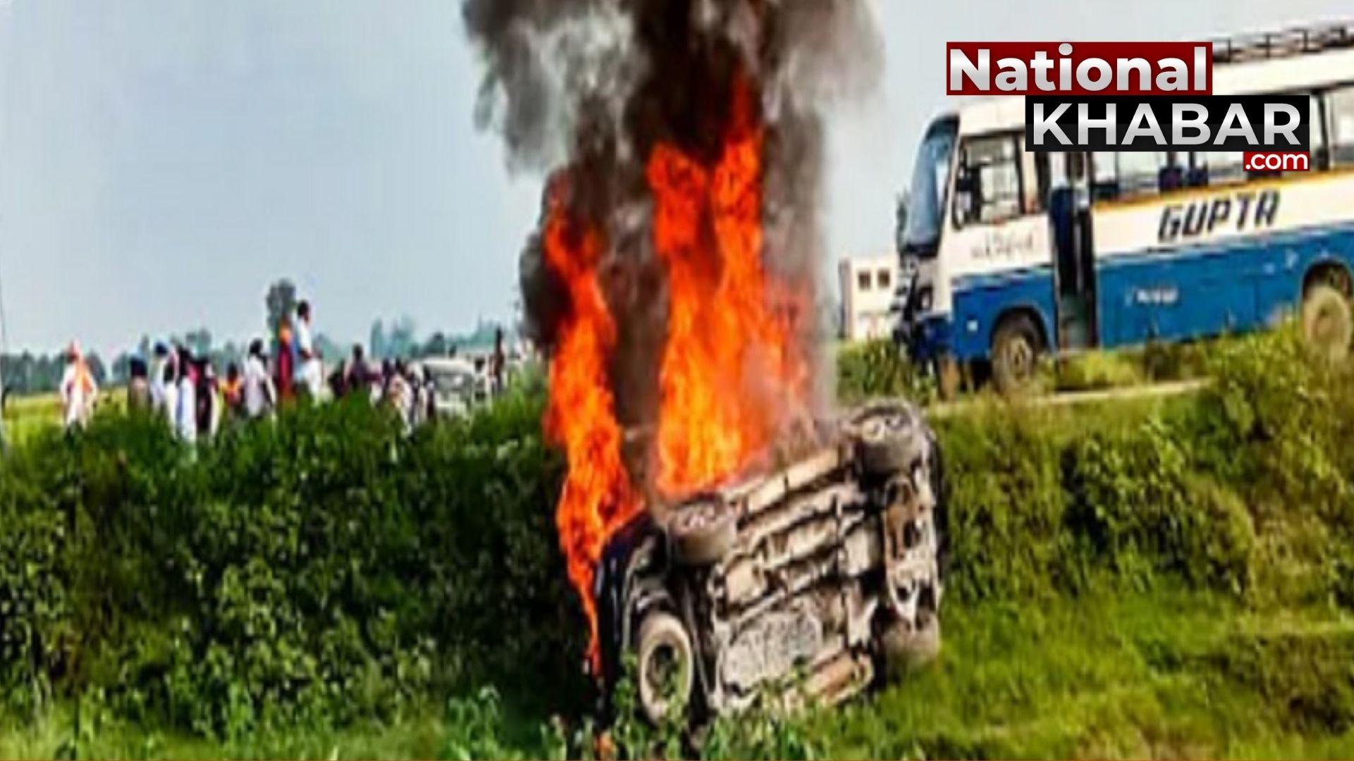 लखीमपुर खीरी हिंसा में पुलिस की लापरवाही, सबूतों सो दो दिनों तक होता रहा खिलवाड़