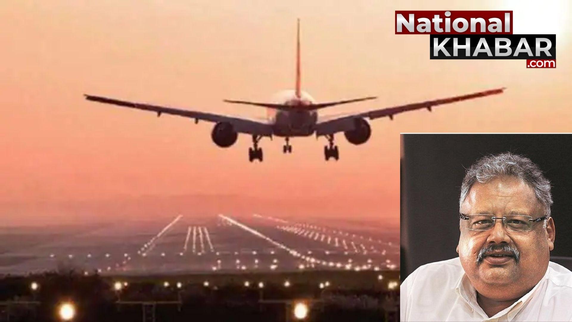 राकेश झुनझुनवाला की आकासा एयर को मिली सरकार से मंजूरी, 2022 के गर्मियों में हो सकती है शुरुआत